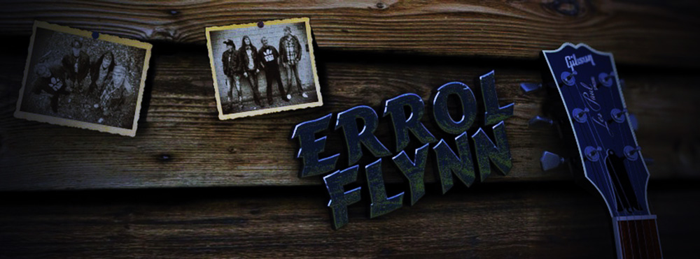 ERROL FLYNN Band